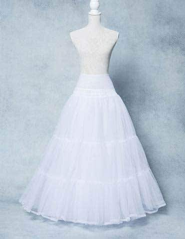 153 Bridal underskirt front Amixi th