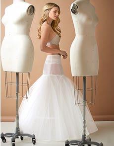 A-line Underskirt - om vorm te geven aan elke A-lijn jurk