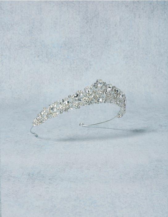Alexi bridal tiara detail Amixi