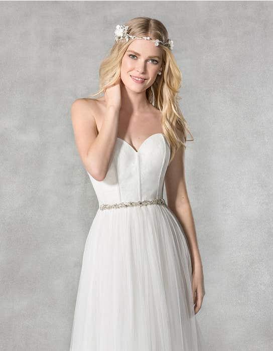 Alicia aline wedding dress front crop Heidi Hudson
