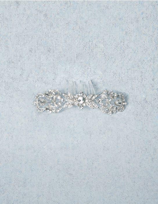 Alpha bridal comb detail Amixi