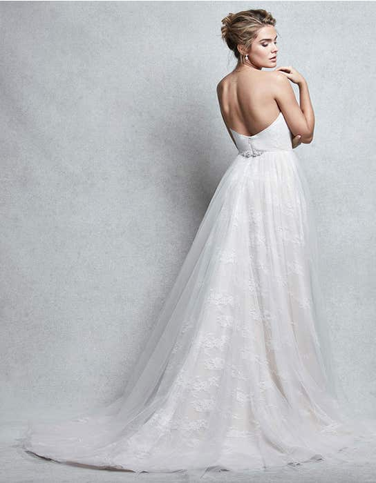 ALTHEA - a sweetheart A-line gown | WED2B
