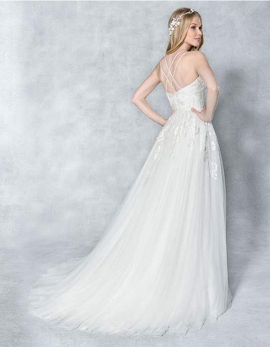 Anaia aline wedding dress back Viva Bride