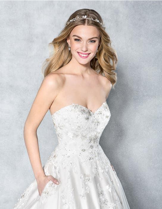 Anastasia aline wedding dress front crop Viva Bride