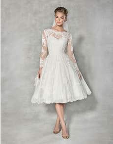 ARLINGTON - a flirty vintage short dress