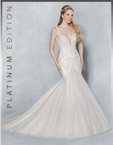 ARMELLE - a glitzy mermaid gown
