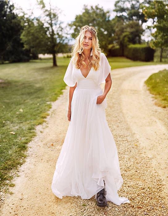 Ashley Aline wedding dress edit Heidi Hudson