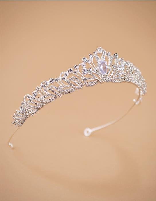 AURELIA - een koninklijke tiara met delicate details | WED2B