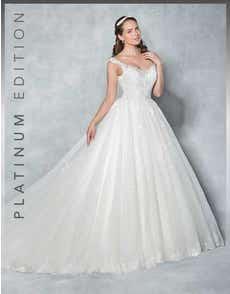AURORA - a glittering ballgown