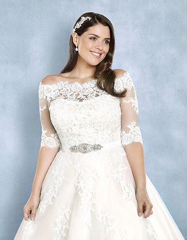 BAYSWATER - a beautiful lace wedding jacket