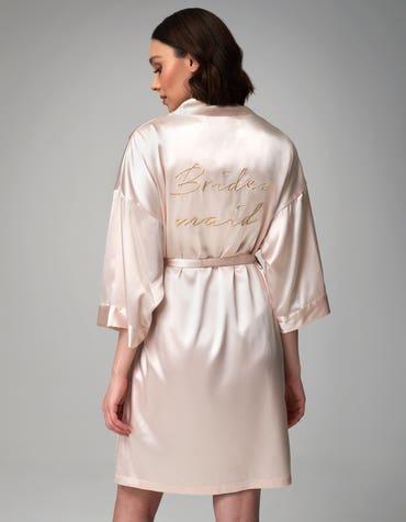 Bridesmaid Robe -
