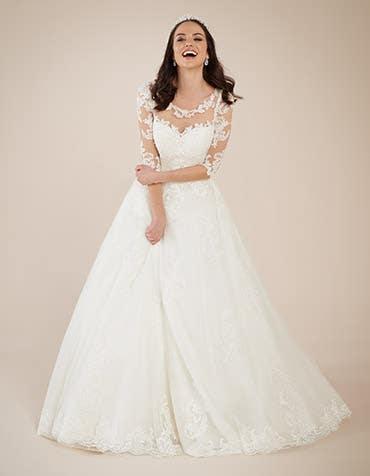 BREANNA - a sparkling princess style