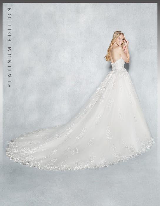 Cambria ballgown wedding dress back Viva Bride
