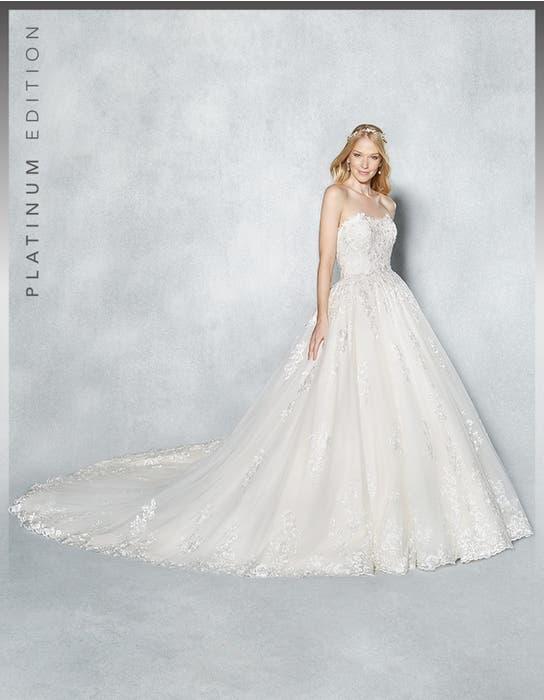Cambria ballgown wedding dress front Viva Bride