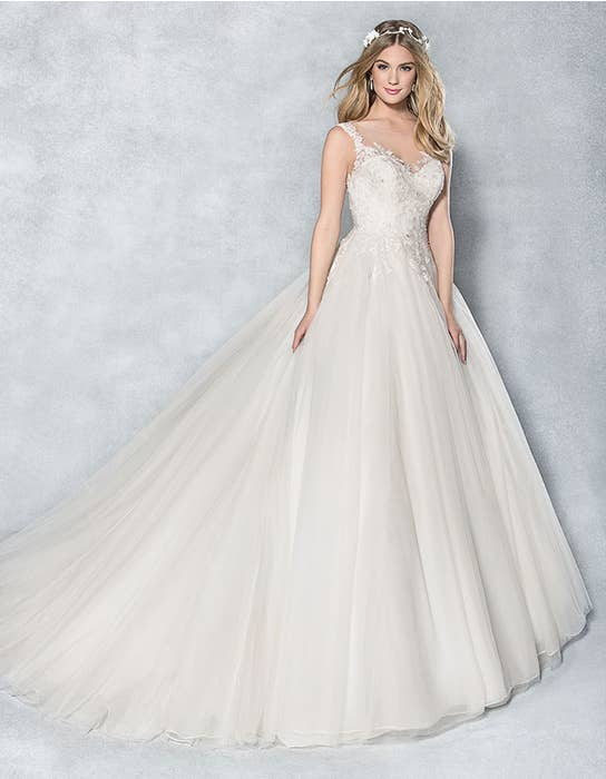 CLEO - a sparkly princess ball gown | WED2B