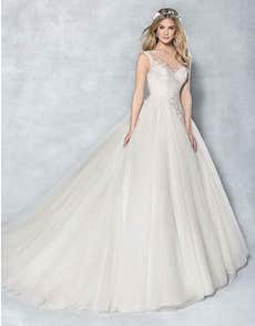 CLEO - a sparkly princess ball gown