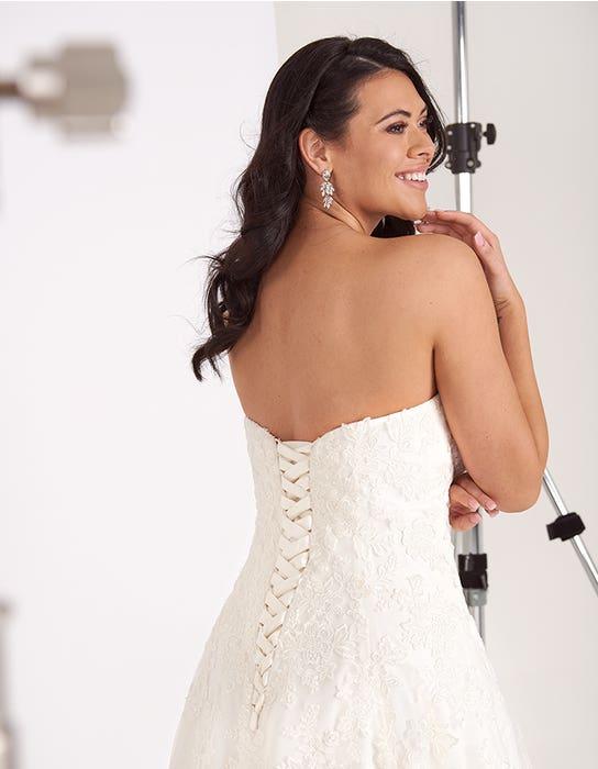 Corinne Aline wedding dress back crop Edit Bellami