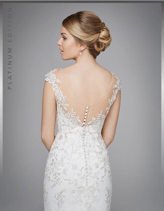 Danka fishtail wedding dress back crop Anna Sorrano