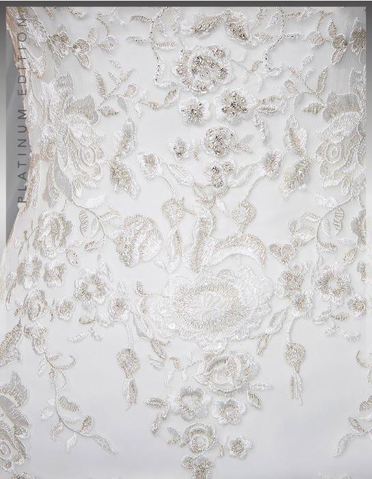 Danka fishtail wedding dress detail Anna Sorrano