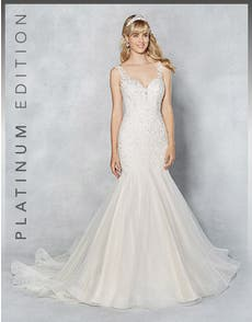ERICA - a modern princess gown