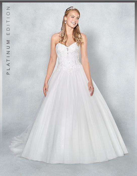 Eternity ballgown wedding dress front Viva Bride 1
