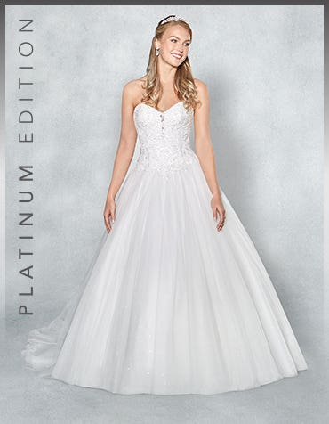 Eternity - a romantic ballgown