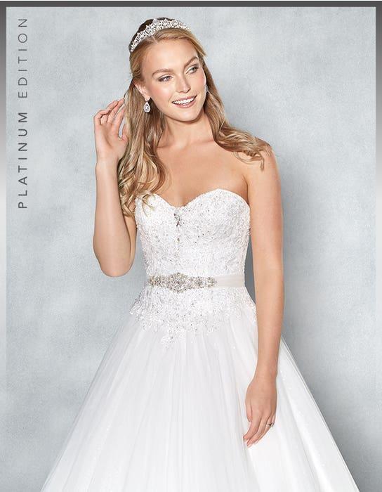 Eternity ballgown wedding dress front crop2 Viva Bride 1