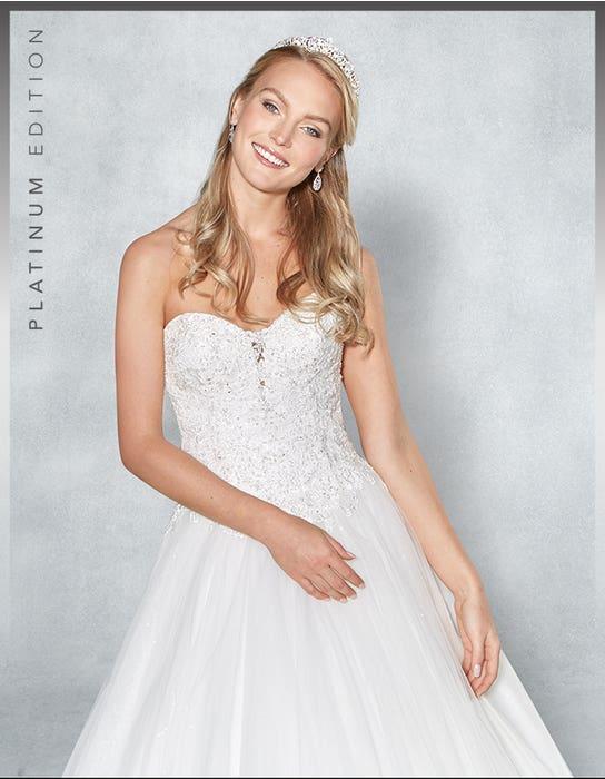 Eternity ballgown wedding dress front crop Viva Bride 1