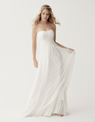 EVE - ein leichtes, schlichtes Kleid