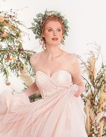 Florence Aline wedding dress front crop edit Viva Bride th
