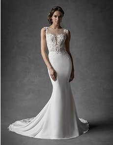 GALILEA - a showstopping mermaid gown