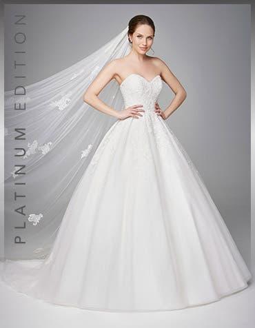 Genevieve - une robe de bal enchanteresse