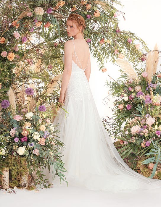 Ginger - an understated fit & flare   WED2B