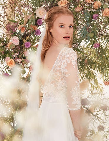 Henny - une robe trapèze de rêve