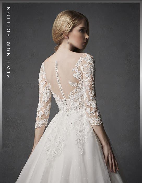 Hera aline wedding dress dress crop back Signature