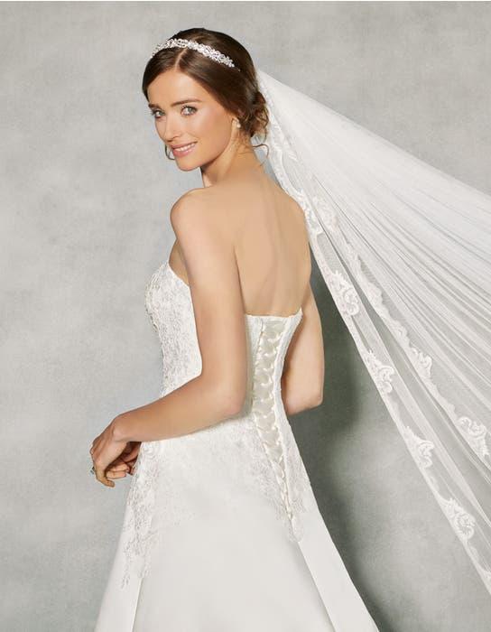 Joanna aline wedding dress back crop Anna Sorrano