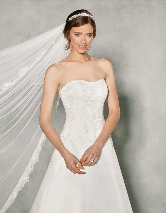 Joanna aline wedding dress front crop Anna Sorrano