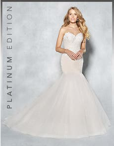 JORDANA - with sparkling sequin tulle