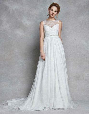 JUNO - ein märchenhaftes Kleid aus Spitze