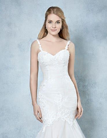 Kora wedding dress straps Amixi th