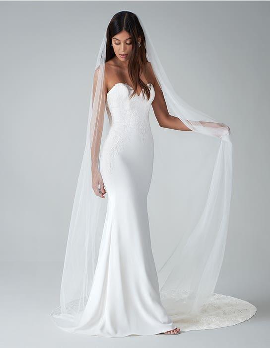 Landon Sheath wedding dress front Anna Sorrano
