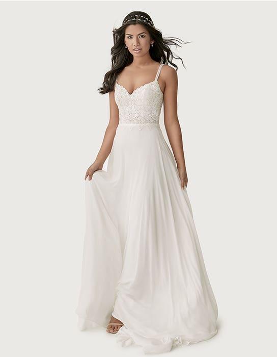 Lark aline wedding dress front Heidi Hudson