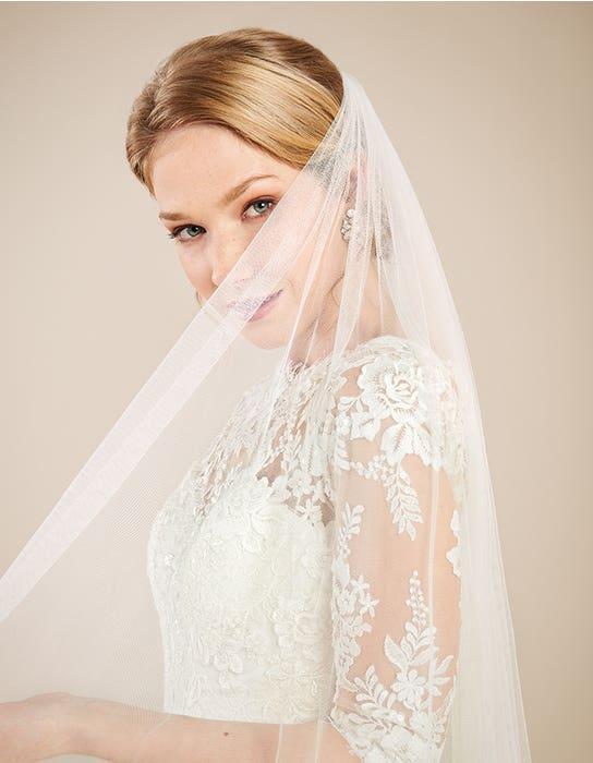 Laurenza fit _ flare wedding dress front crop3 Anna Sorrano