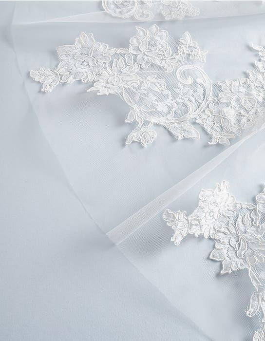 LEDA - a beatiful lace veil | WED2B