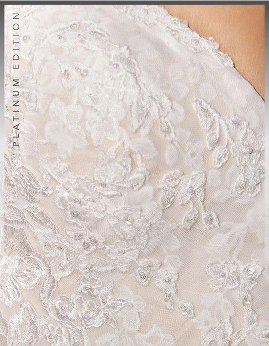Lexington aline wedding dress detail Viva Bride