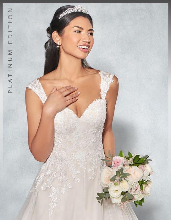 Lexington aline wedding dress front crop2 Viva Bride