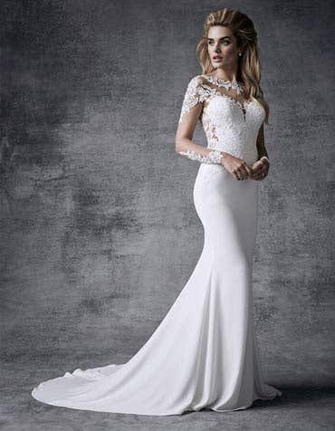 LUX - Een sensationele sheath jurk