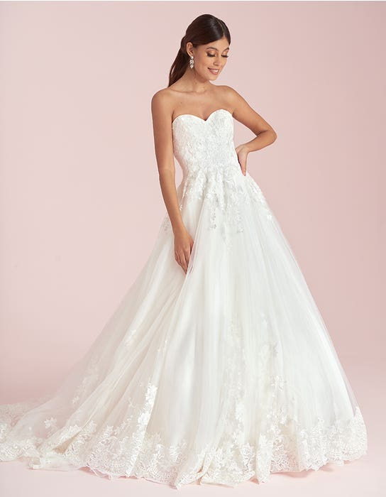 Madaline aline wedding dress front Viva Bride