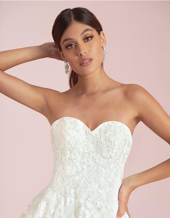 Madaline aline wedding dress front crop Viva Bride
