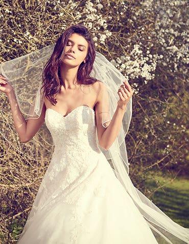MADDIE - une robe bustier joyeuse